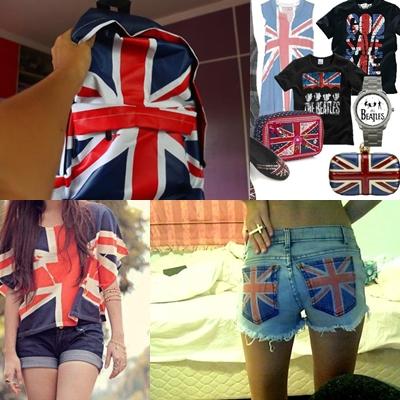 Eu acho essa bandeira a mais linda do mundo e super combina num shorts d774e47abb9e0